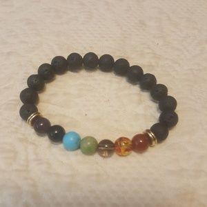 Jewelry - Chakra stretchy Bracelet